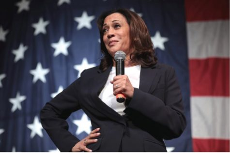 Harris triumphs over sexism in politics