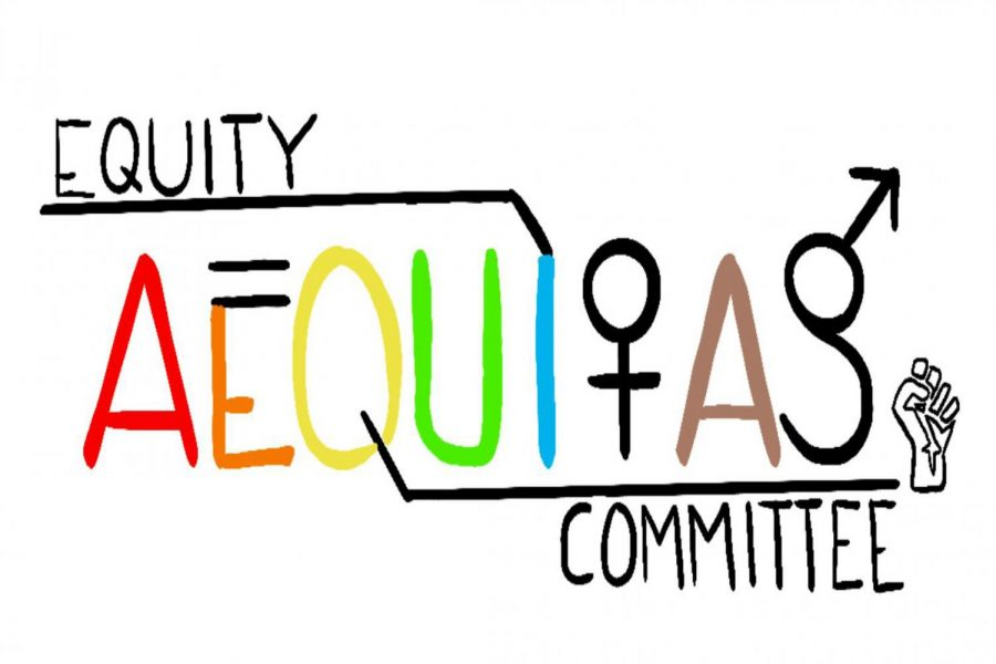 Aequitas+Week+is+an+annual+event+organized+by+the+Social+Justice+Council.+Due+to+COVID-19%2C+the+week+has+been+moved+to+March%2C+during+which+students+will+attend+split+sessions+with+opportunities+for+activism+on+the+second+day+of+workshops.