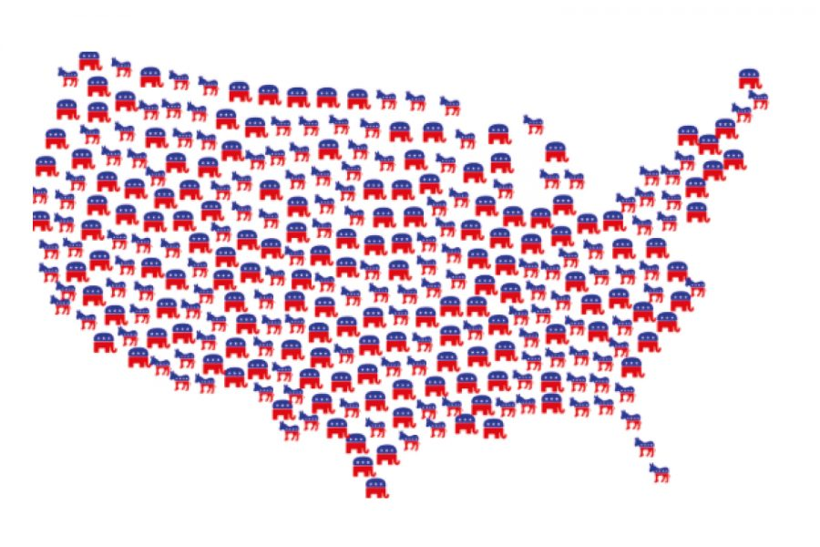 In U.S. presidential elections, the Electoral College, composed of electors from each state, decides who becomes president. Voters in each state will vote for president, and each state awards its electoral votes to the winning candidate. However, this system is flawed and can lead to disenfranchisement, as seen in the map above of the 2016 election.
