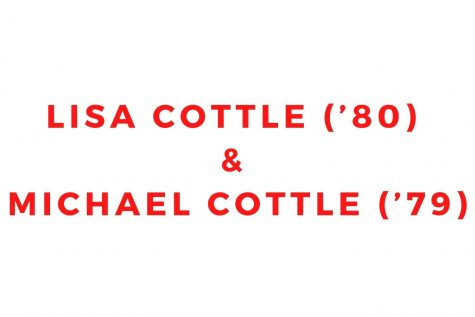 Lisa Cottle ('80) and Michael Cottle ('79)