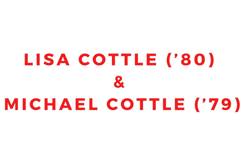 Lisa Cottle ('80) and Michael Cottle ('79)