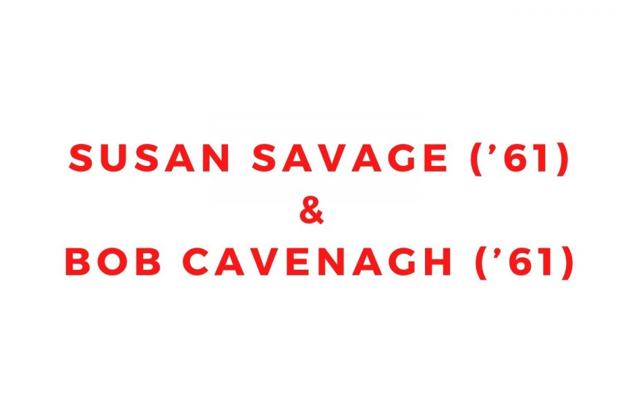 Susan+Savage+%28%E2%80%9961%29+and+Bob+Cavenagh+%28%E2%80%9961%29