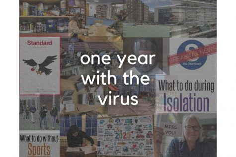 Unprecedented: One year with the virus
