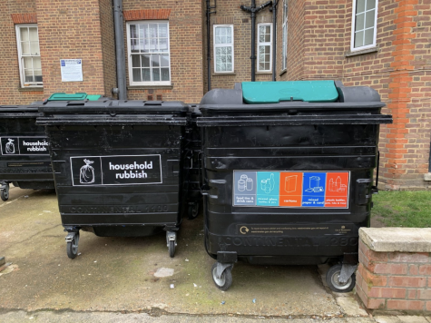 While the U.K. is slowly running out of landfill space, Sweden has designed an efficient recycling policy that enables 99% of waste to be recycled or reused. By recycling, we can help to improve London's ecological footprint.