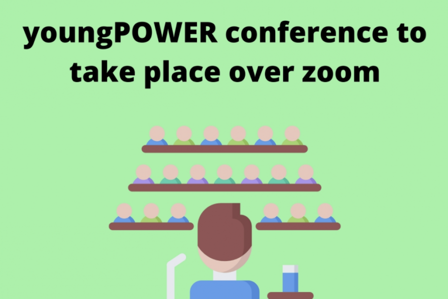 The youngPOWER conference, which brings together students to talk about social justice issues, has happened in the past in person. However, this year, it will happen for the first time over Zoom March 19 to 20.