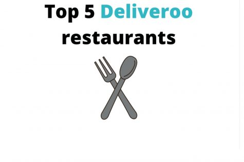 The popular food delivery service Deliveroo has seemingly endless options to choose from, so it can be hard to choose what to get. Staff Writer Elena Alexander summarizes her top five restaurants to order from on the site.