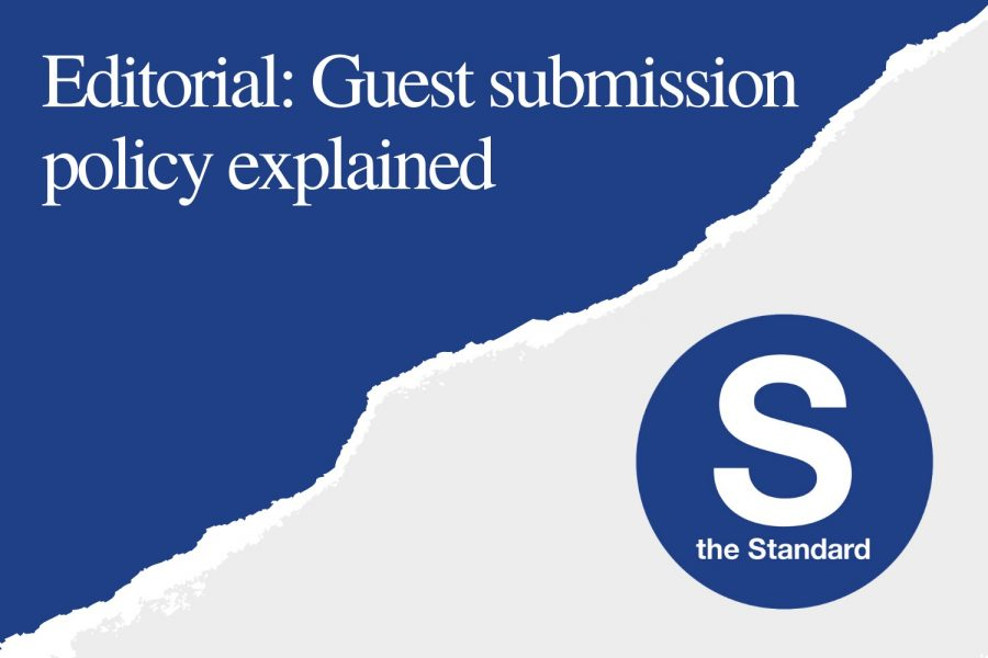 The Standard strives to emulate journalistic and ethical standards in everything we share with our audience. In order to prioritize and protect our community, we reserve the right to withhold publication of guest pieces in line with our guest submission policy.