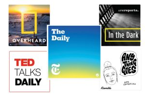 Podcasts are a convenient and engaging method of igniting curiosity, expanding knowledge and learning about new perspectives. Culture Editor: Online Grace Hamilton shares the best podcasts for every genre.