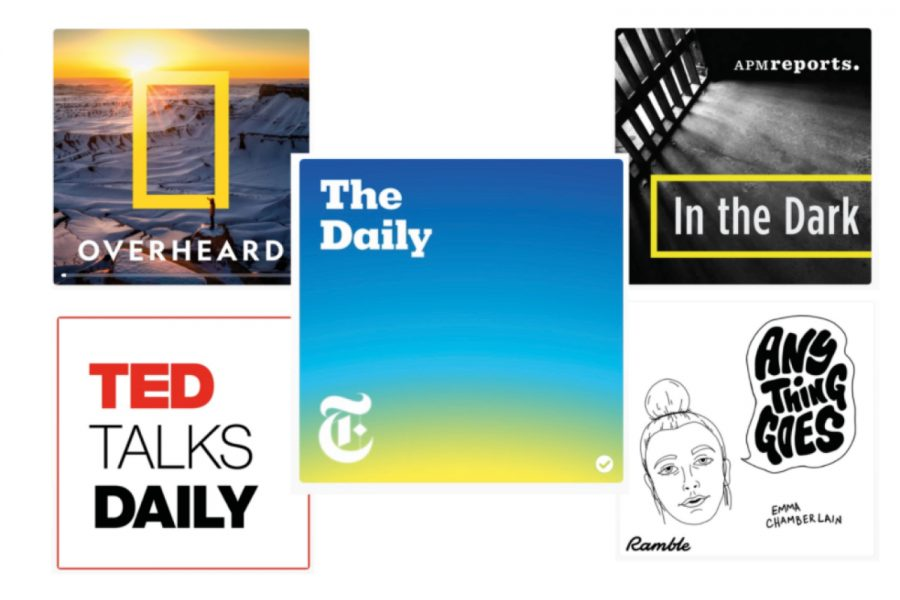 Top 5 podcasts for every genre
