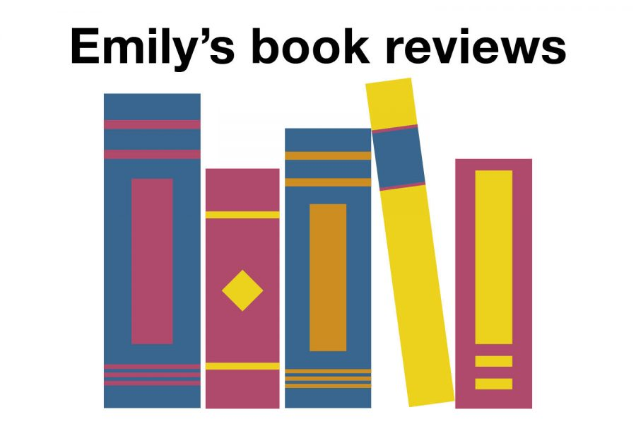 In print issues, Emily Forgash 21 published book reviews with a bookshelf designating other recommendations.