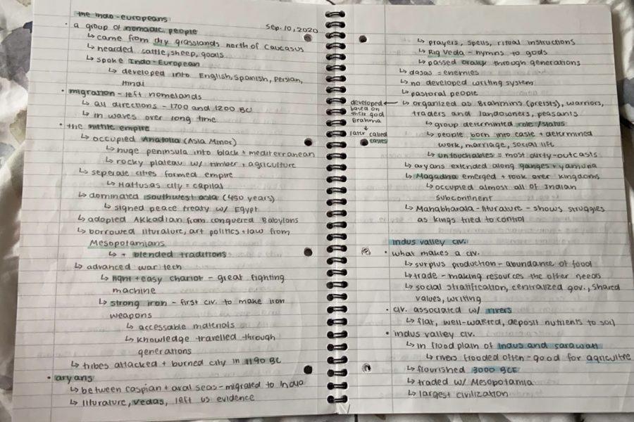 Kaila+journaling