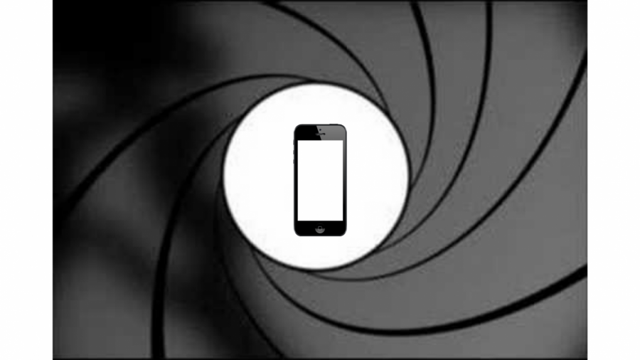 The mobile phone: a spy in your pocket