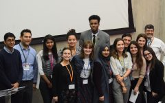 The annual youngPOWER conference allows ASL students to interact with those from a variety of London schools, providing them with experiences that influence their futures.