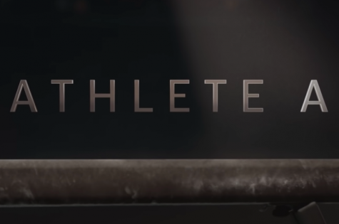 'Athlete A' gives a behind the scenes look into the abusive world of gymnastics for young girls.