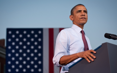 Former President Barack Obama addresses the American people in Virginia Aug. 2, 2012. Obama, the 44th president of the U.S., was in office from January 2009 to January 2017. He worked toward uniting the nation and making America a better place for all, a lesson which future presidents can learn from.