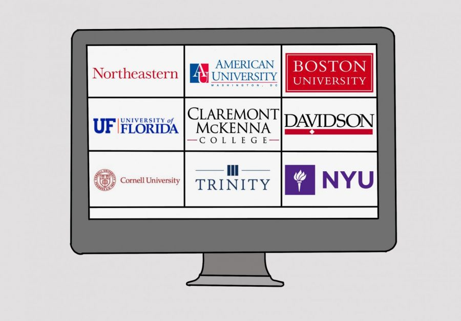 100 colleges and universities from across the world participated in ASL's Virtual College/University fair Sept. 22, providing students and parents the opportunity to learn more about and engage with these institutions.