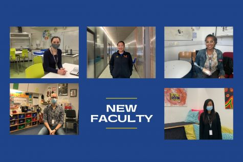 The High School welcomes new faculty for the 2021-2022 school year. These new faculty members shared their experiences in previous schools, adjusting to London and more.